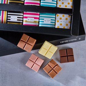 Caixa Degustação de Chocolates Carole Crema (320g)