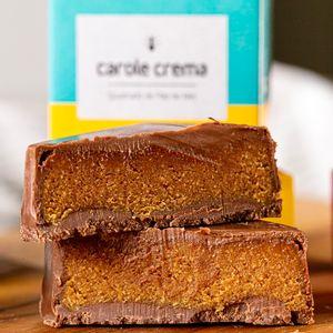Quadrado de chocolate e pão de mel (45g)