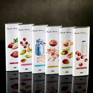 Degustação de Tabletes FINE Carole Crema